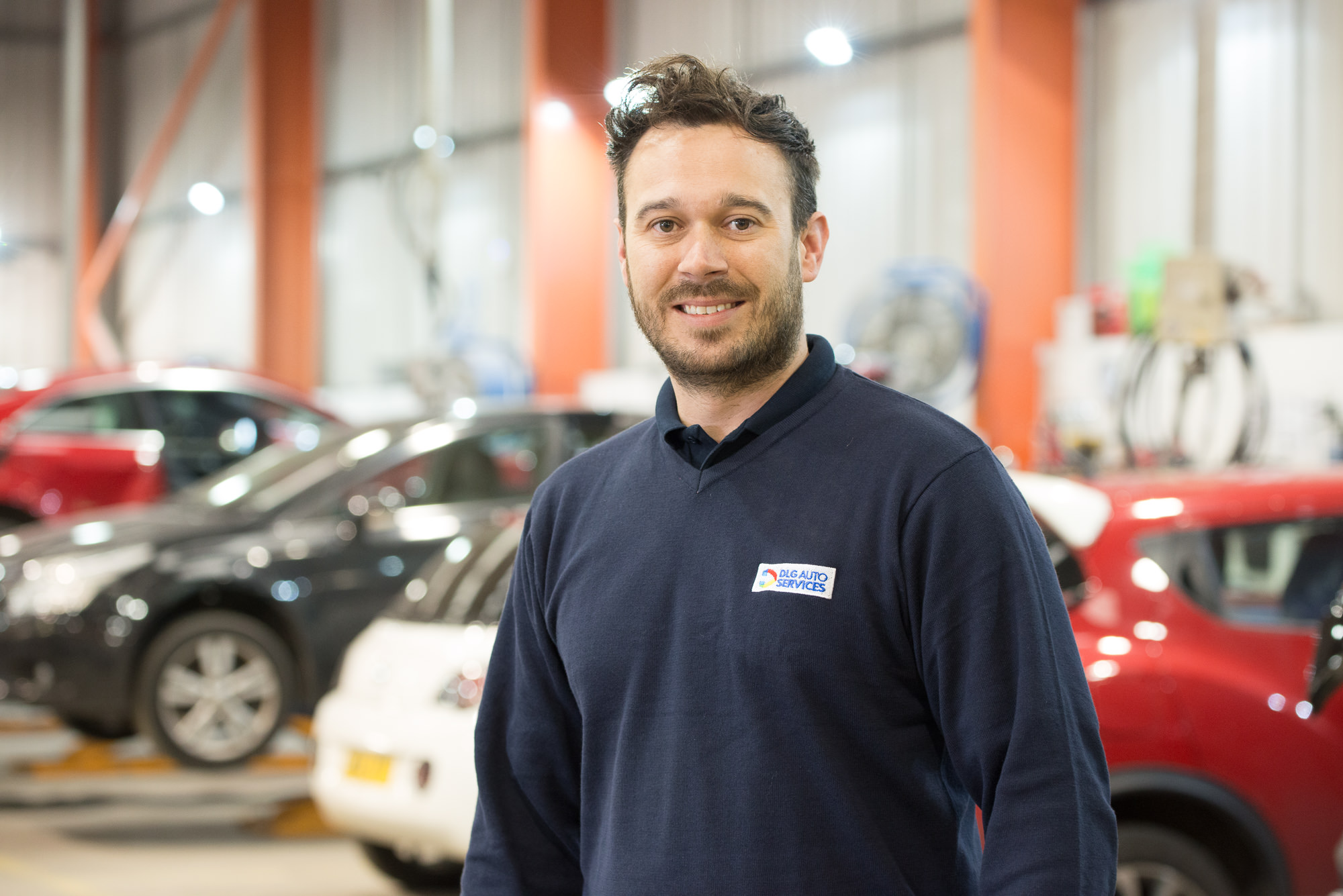 Manager - DLG Auto Services