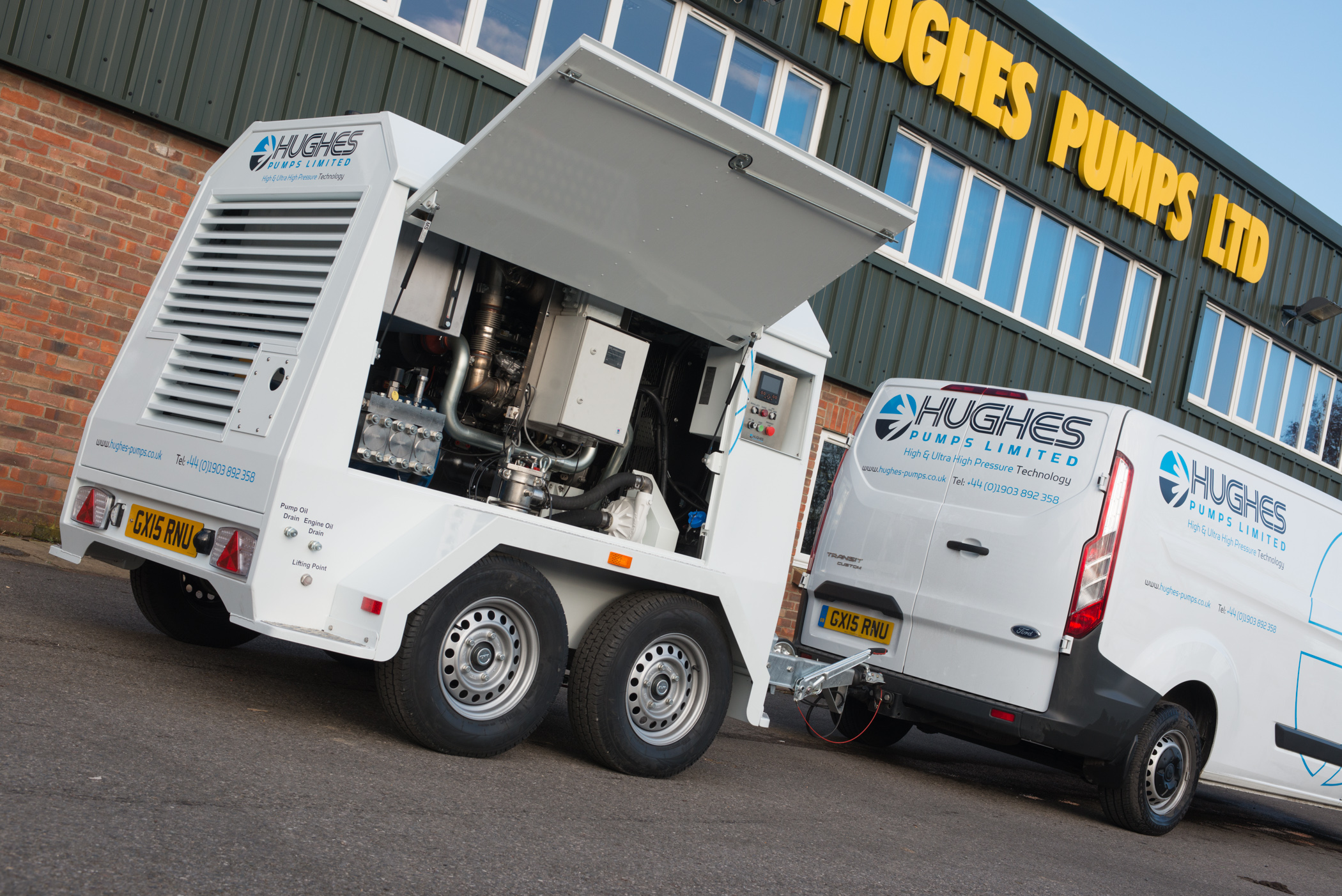 Hughes Pumps PR
