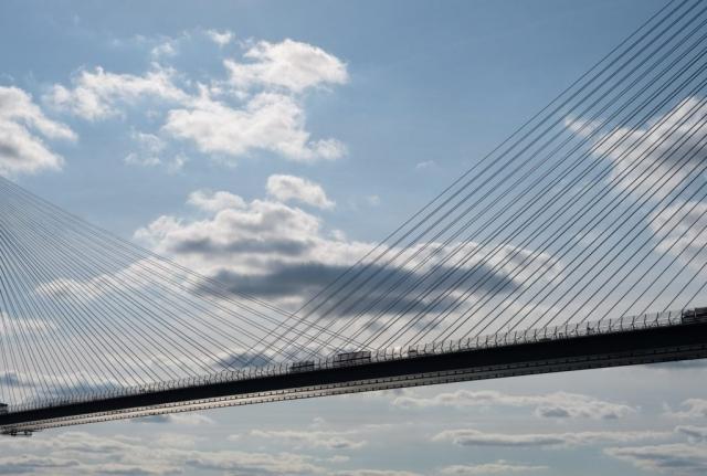 New Forth Road Bridge