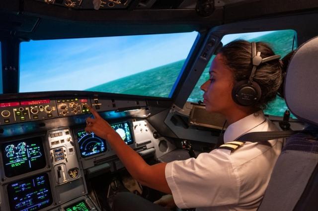 Quadrant Pilot. Training