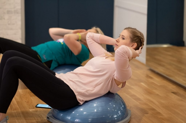 Rah Fitness - Sarah Porter