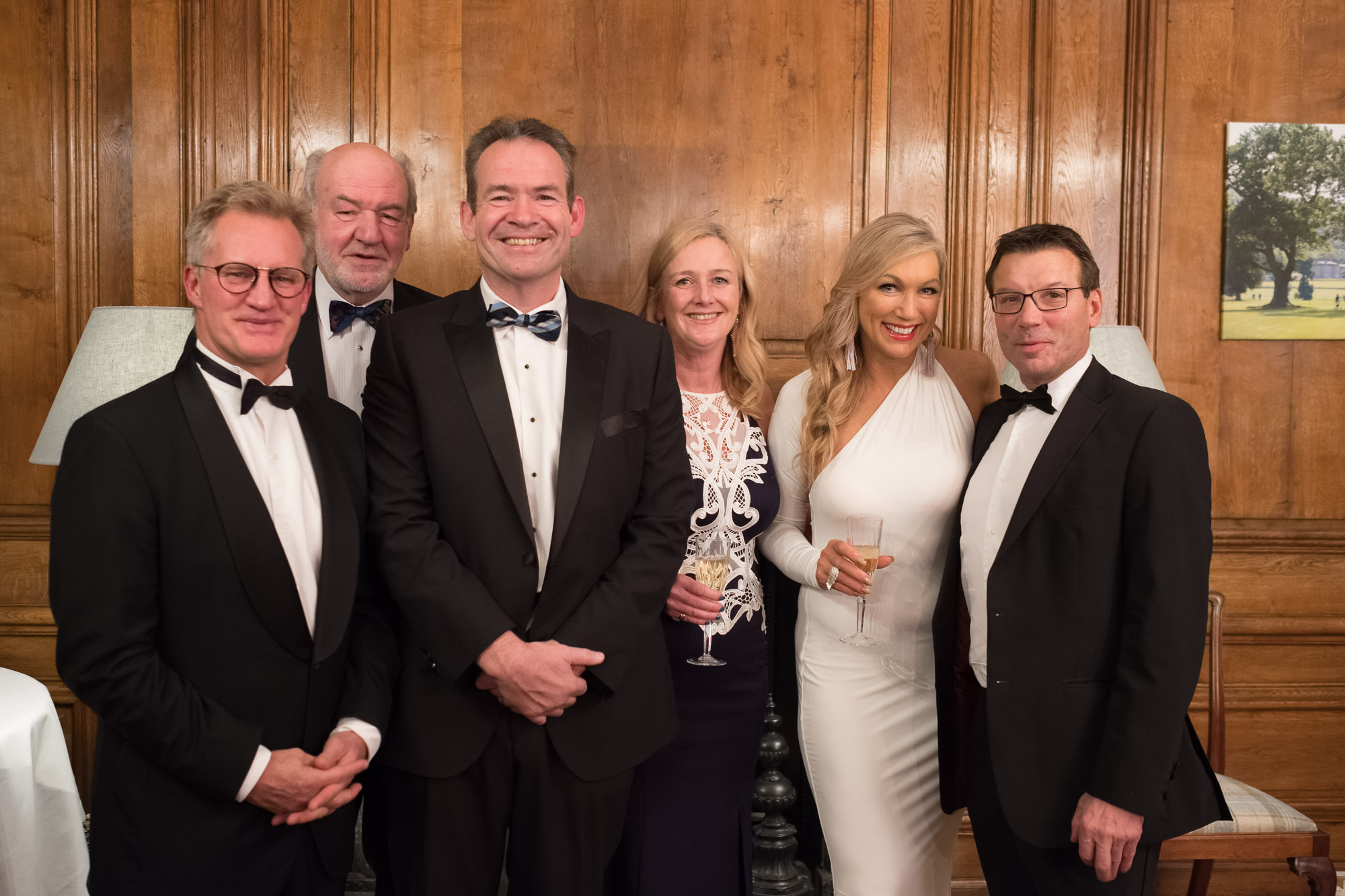 Seaford College Sports dinner with celebrity guests