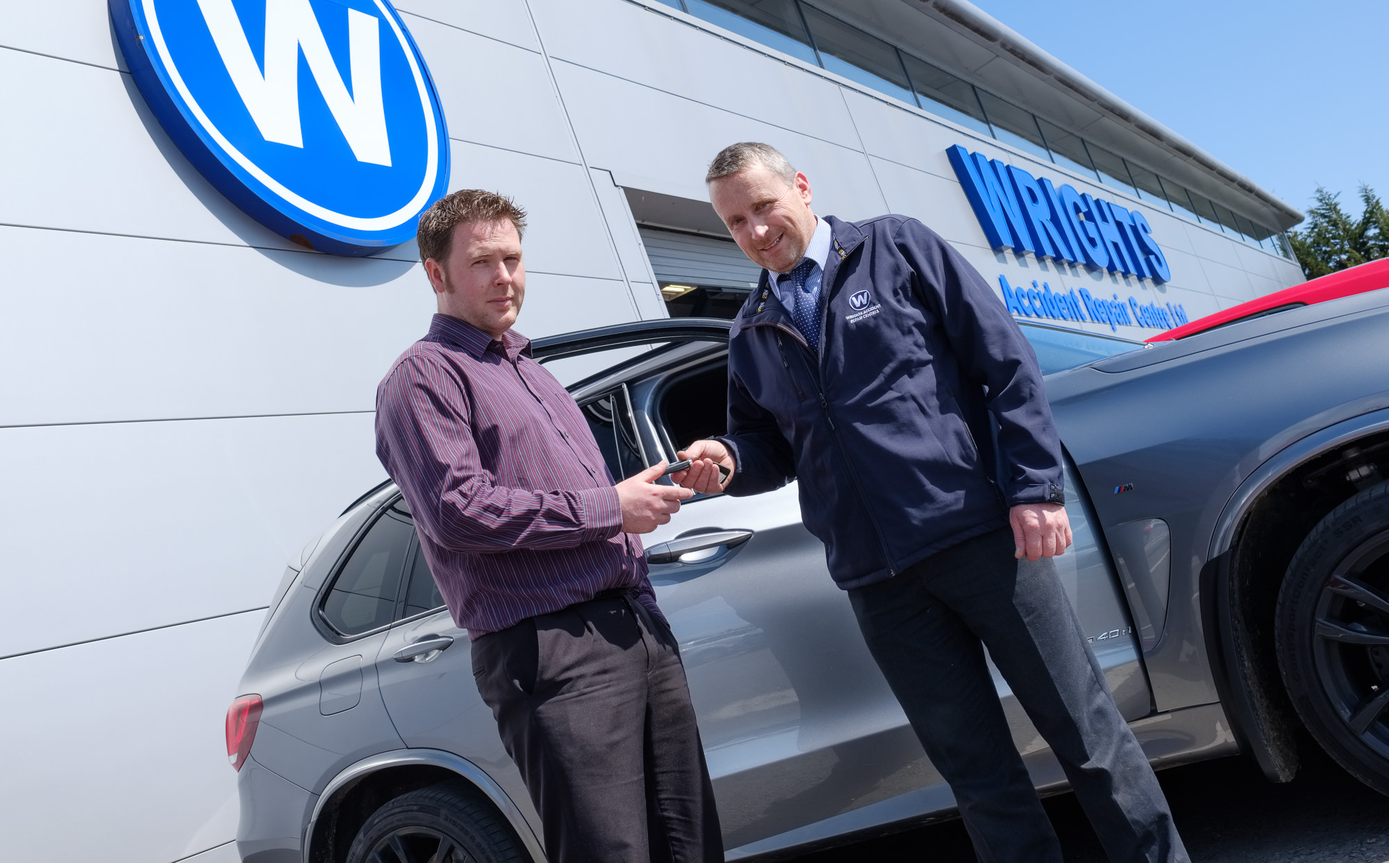 Wrights Accident Repair Centres Northern Ireland